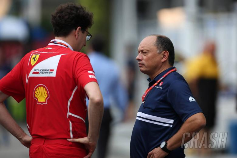 F1: Sauber 'will discuss' F1 driver options with Ferrari
