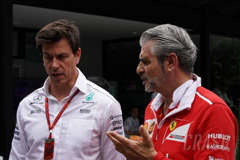 F1: Wolff urges F1, Liberty to be wary of Ferrari's threats