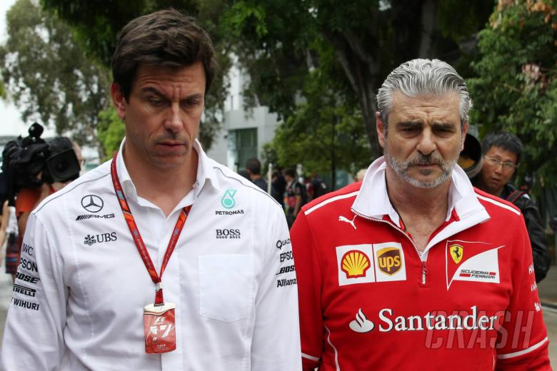 F1: Mercedes chief warns F1: 'Don't mess with Marchionne'