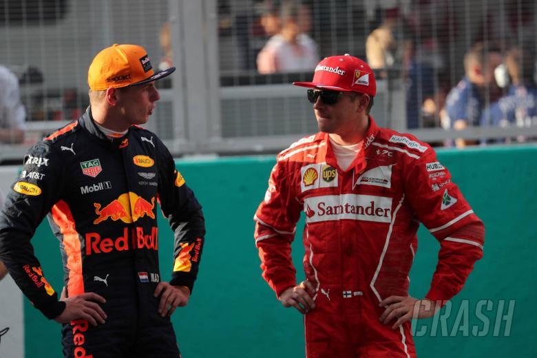 """F1: Raikkonen: Verstappen overtake """"really pissed me off"""""""