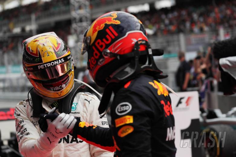 F1: Hamilton inspired for future Verstappen fights