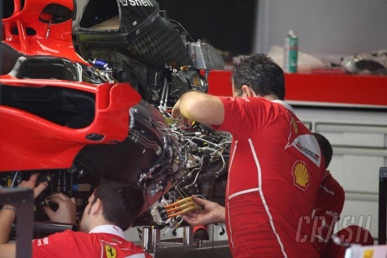 Ferrari not planning major shake-up despite bad run - Vettel