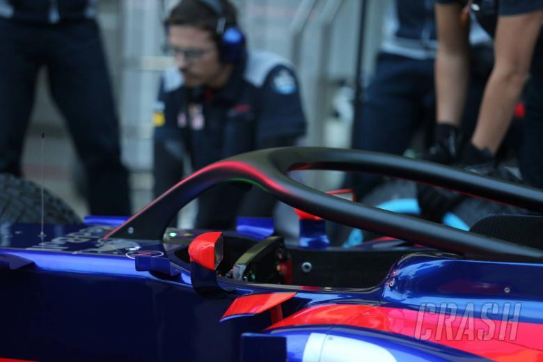 F1: F1 halo opens 'interesting avenues' for short-term aero gains