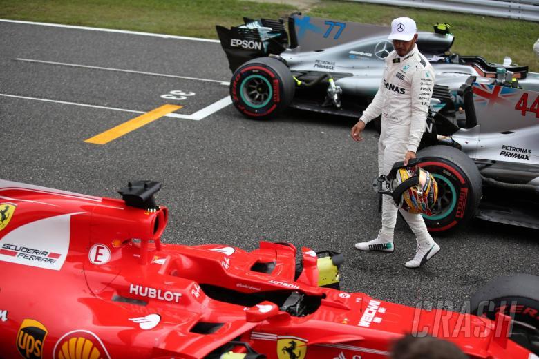 F1: Hamilton: Mercedes reliability winning factor over Ferrari