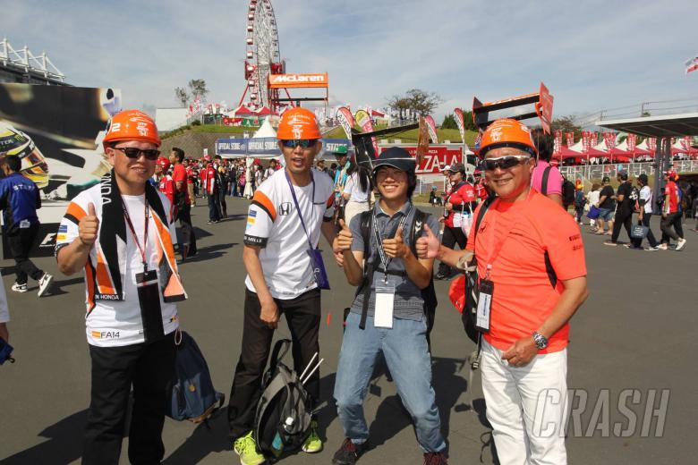 Japanese GP: The Debrief - Match point Mercedes, Ferrari's failures