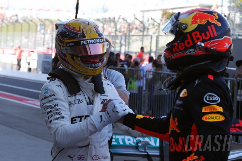 F1: Verstappen doubts he could have passed Hamilton despite late Suzuka charge
