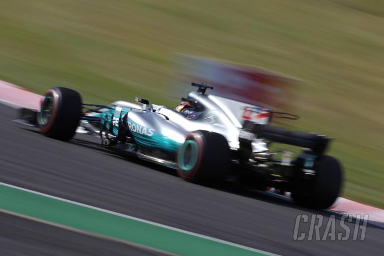 F1: United States Grand Prix - Free practice results (1)