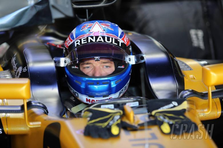 08.10.2017- race, Jolyon Palmer (GBR) Renault Sport F1 Team RS17