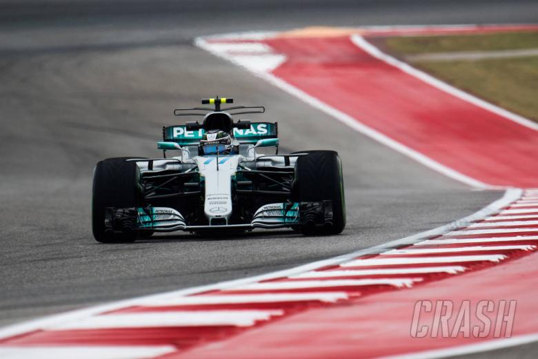 F1: Mexican Grand Prix - Free practice results (1)
