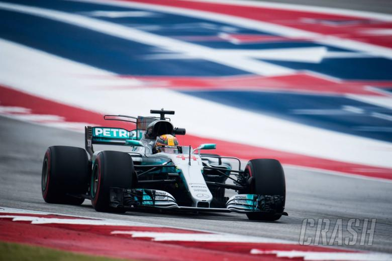 F1: United States GP - Free practice results (2)