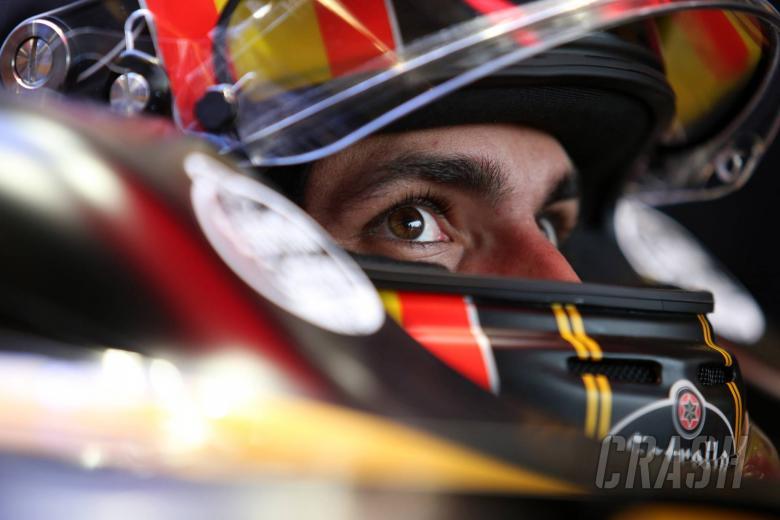 F1: Sainz 'very proud' of first Renault F1 qualifying display, beating Hulkenberg