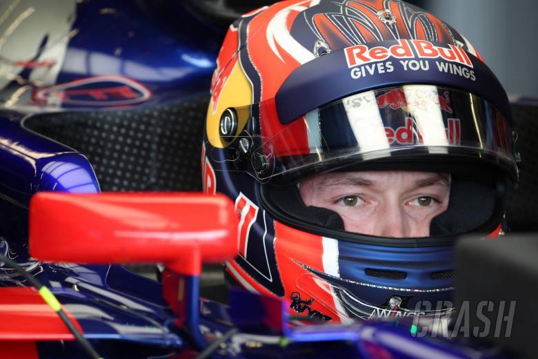 F1: Kvyat and Red Bull 'silent' during break from Toro Rosso