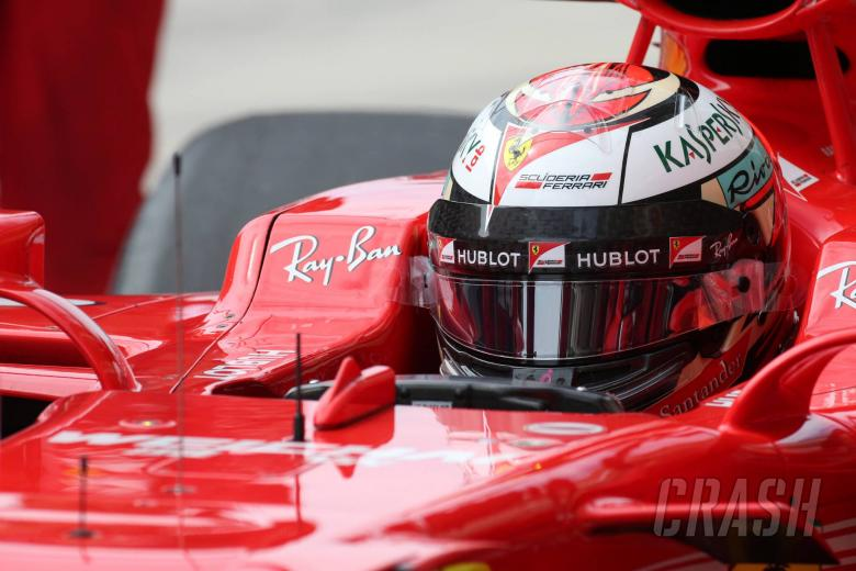 F1: Raikkonen: Starting US GP on clean side of grid 'makes quite a big difference'