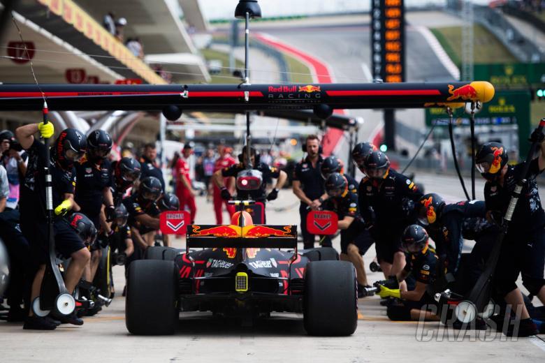 F1: Penalties gift Verstappen engine upgrade for US GP
