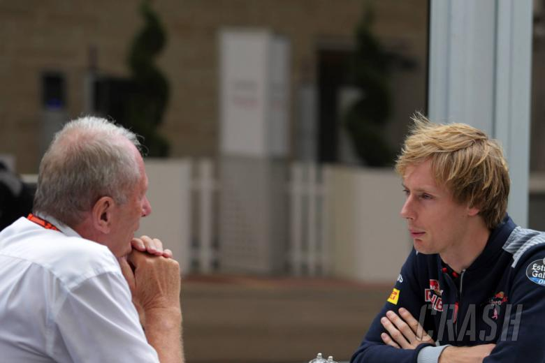 F1: Hartley credits Marko for taking risk on him