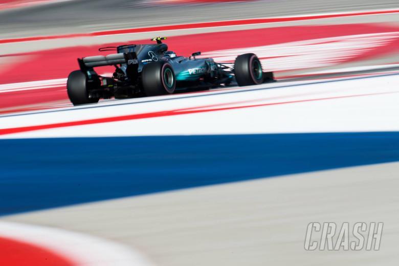 F1: Bottas still compromising Mercedes set-up after US struggles