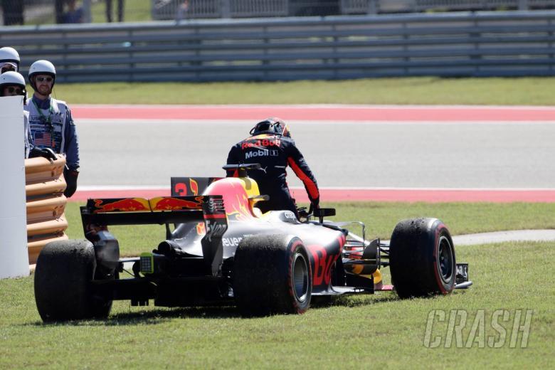 F1: Ricciardo bracing for Mexico GP grid penalty after engine failure