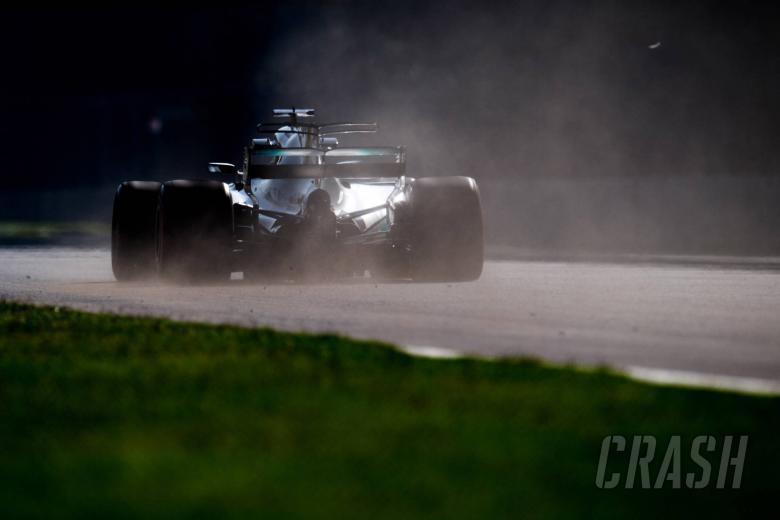 F1: Brazilian Grand Prix - Free practice results (1)