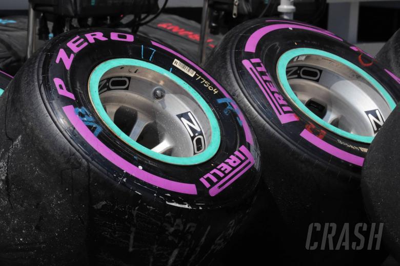 F1: Pirelli adds super-hard, hyper-soft tyres to 2018 F1 range