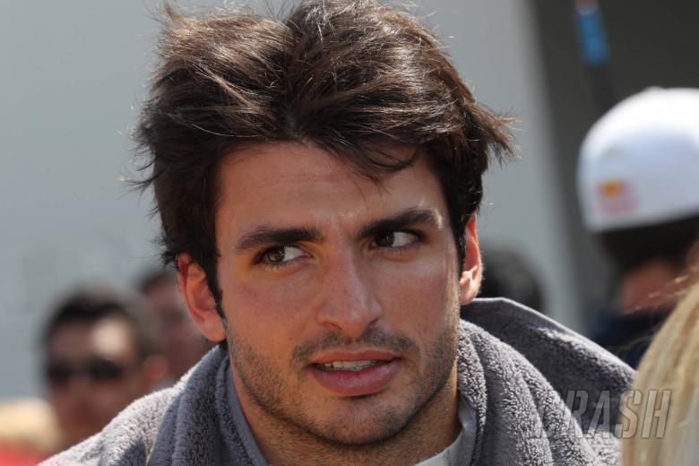 F1: Sainz enjoys 'awesome experience' at Rallye Monte Carlo