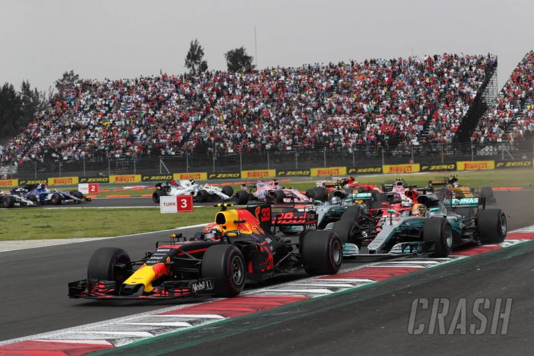 F1: Verstappen victorious in Mexico as lapped Hamilton takes title