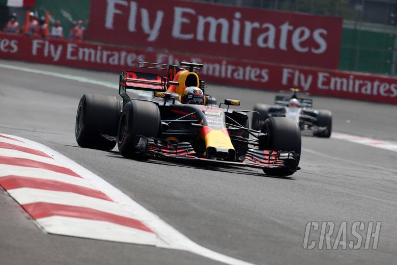 Ricciardo frustrated as power unit failure ruins Mexico fightback