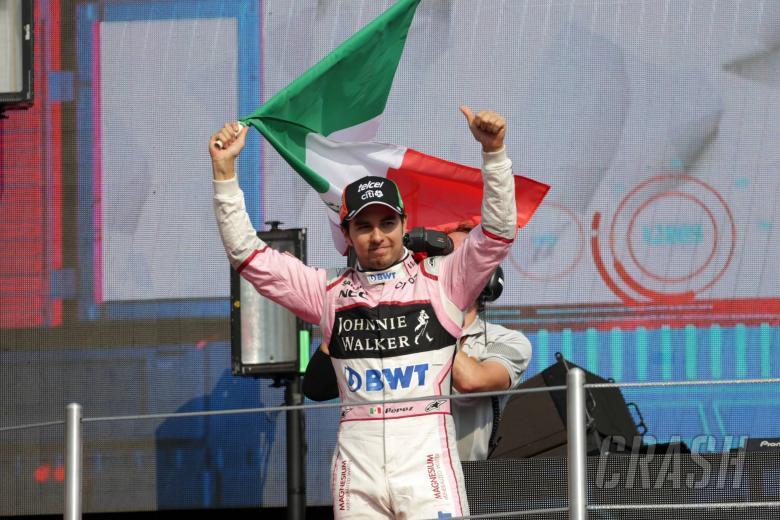 F1: Perez: No podiums takes gloss off 2017 F1 success
