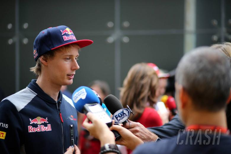 F1: Hartley: Tough four-race stint with Toro Rosso 'perfect introduction' to F1