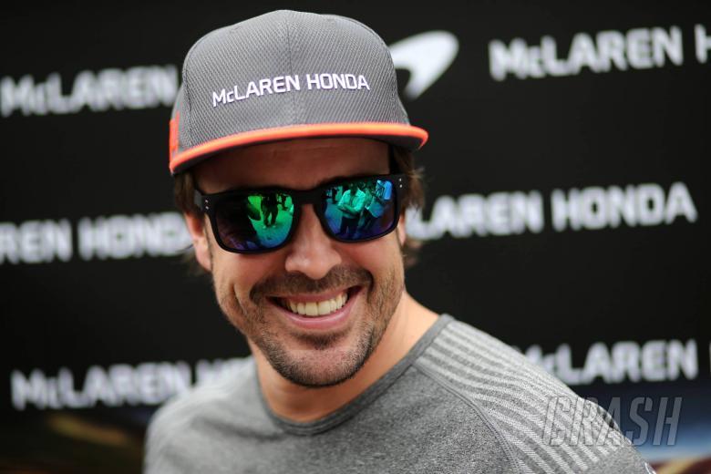 Alonso predicts podium return for McLaren in F1 2018