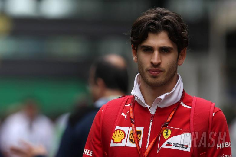 F1: Giovinazzi confirmed for maiden Formula E test in Marrakesh