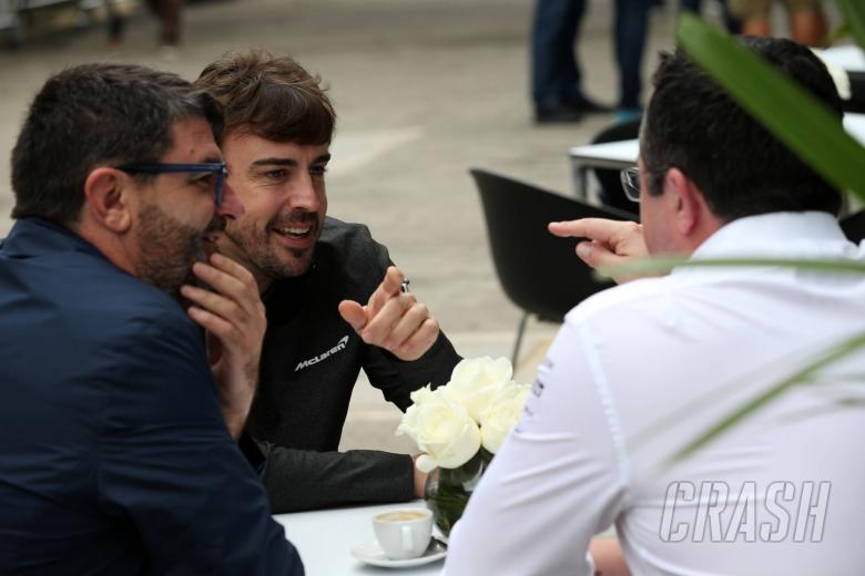 F1: Boullier feared Alonso exit from McLaren