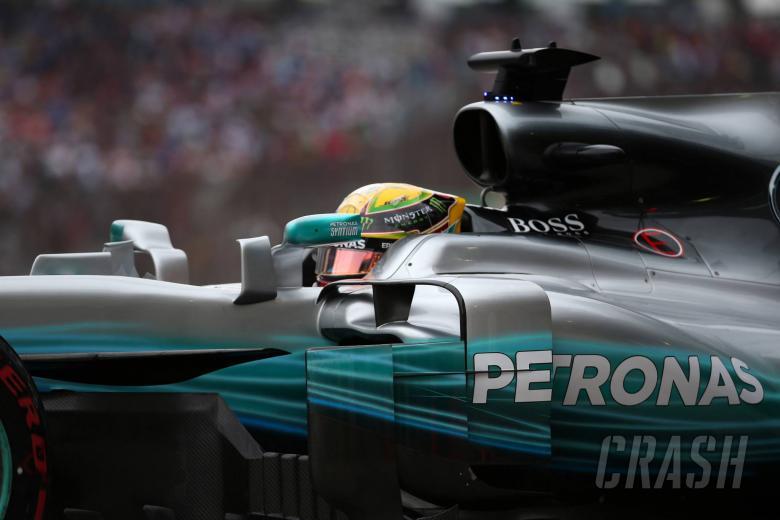 F1: Hamilton: The last race of F1 cars looking good