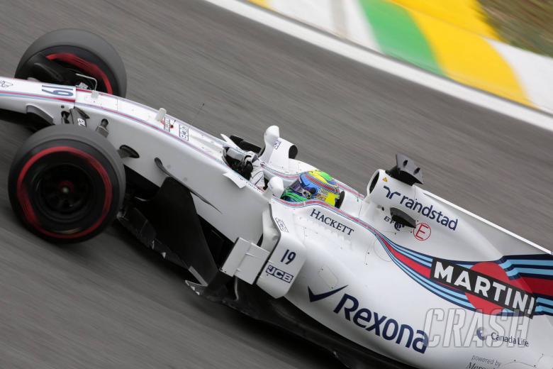 Massa accusations make no sense - Sainz