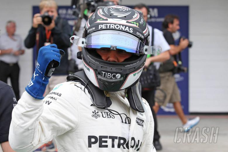 F1: Wolff: Bottas back on 'right trajectory' after mid-season troubles
