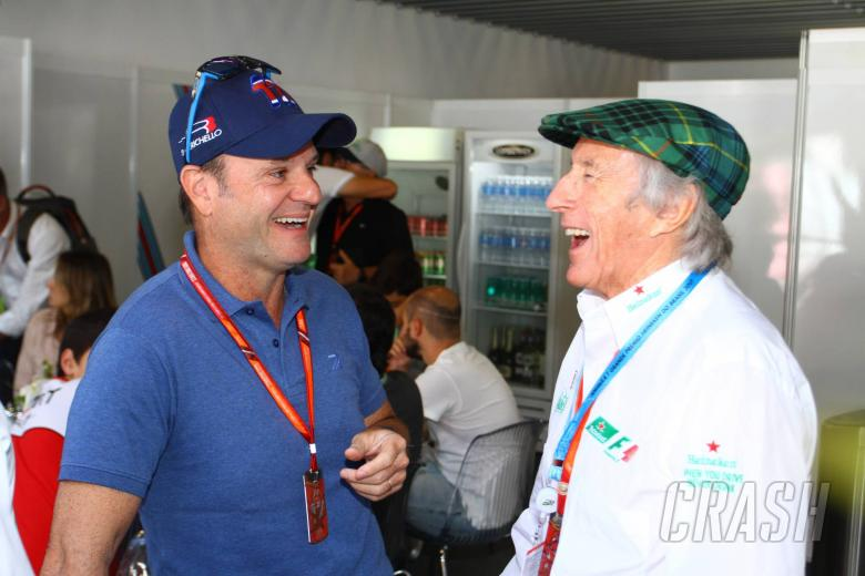 Ex-F1 race winner Barrichello recovering after health scare