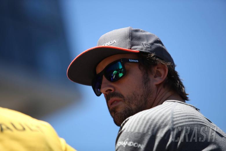 F1: Alonso's marathon 2018 season