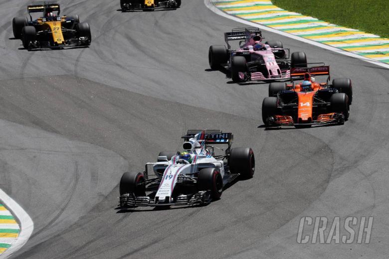 F1: Massa enjoys 'perfect race' to P7 in emotional Interlagos swansong