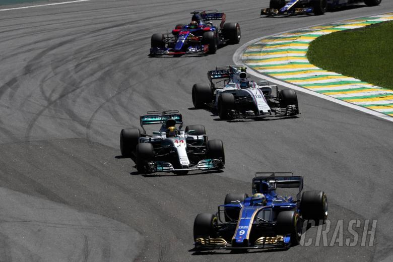 F1: Hamilton: Pit lane start like karting days