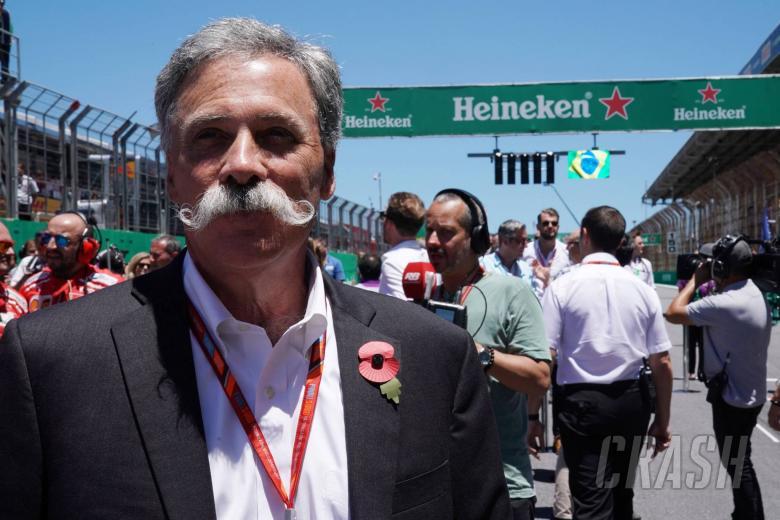 F1: Carey defends F1, calls FE 'more of a street party'