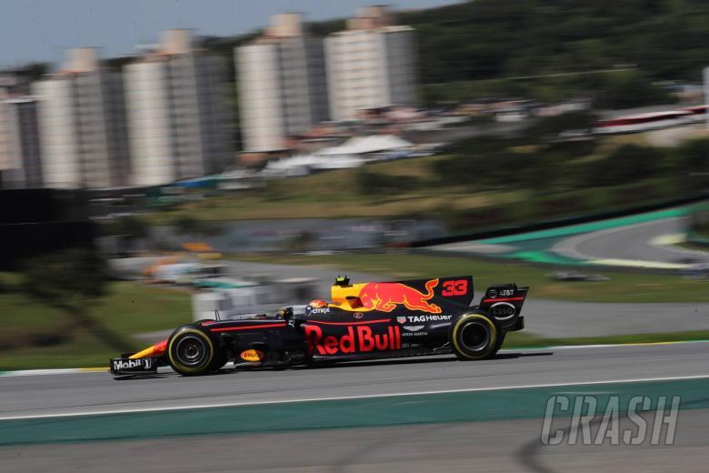 F1: Verstappen: P5 the best Red Bull could do in Brazil