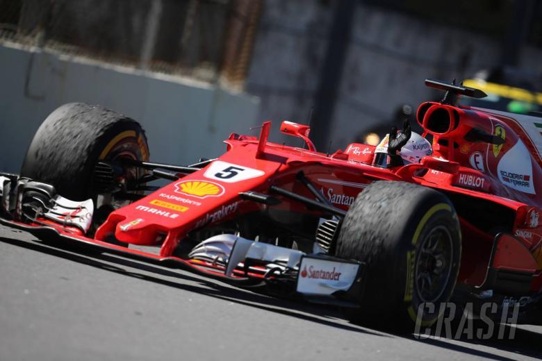 F1: Abu Dhabi Grand Prix - Free practice results (1)