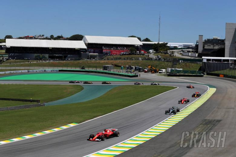 F1: Pirelli cancels Interlagos tyre test over safety fears