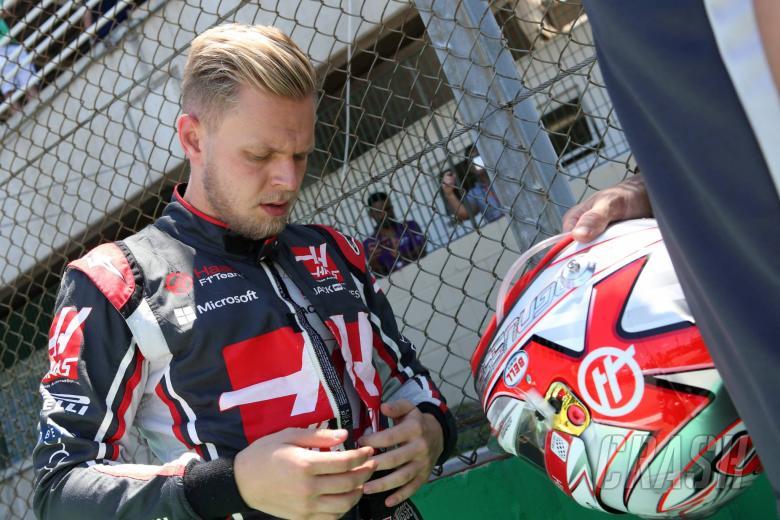 12.11.2017 - Race, Kevin Magnussen (DEN) Haas F1 Team VF-17