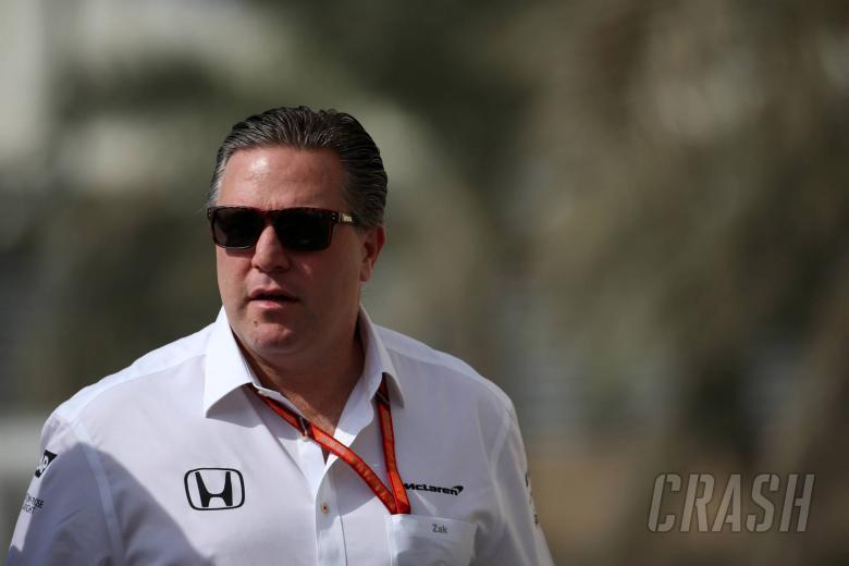 Brown targets team boss 'triple crown' with McLaren