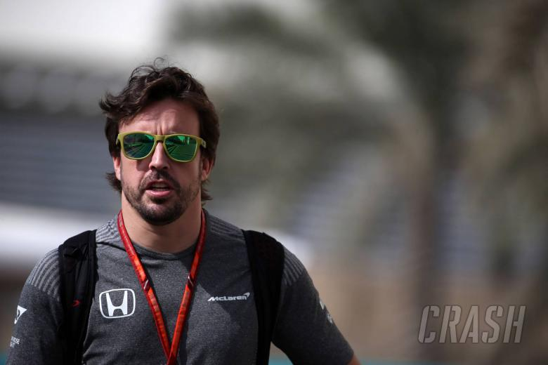 F1: Alonso: McLaren expectations greater than last 3 years