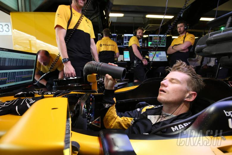 """Renault to continue """"construction phase"""" of F1 plan in 2018"""