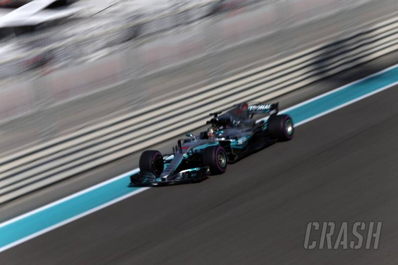 F1: Abu Dhabi Grand Prix - Free practice results (2)