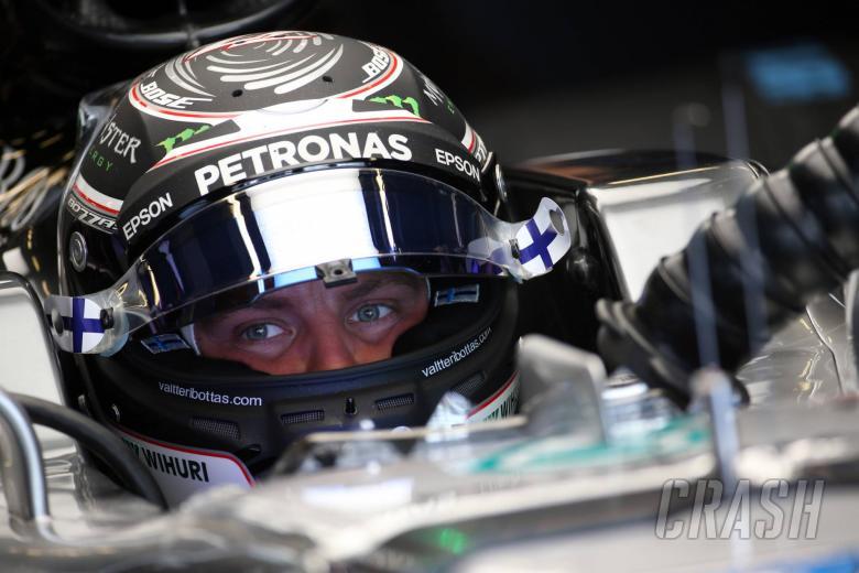 F1: Villeneuve suggests Mercedes should replace Bottas