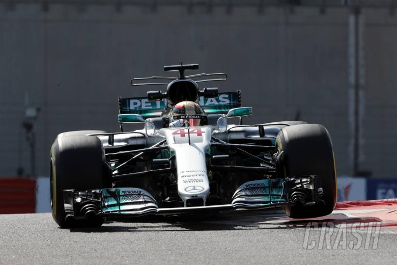Formula 1 logo gets a new look for the 2018 season