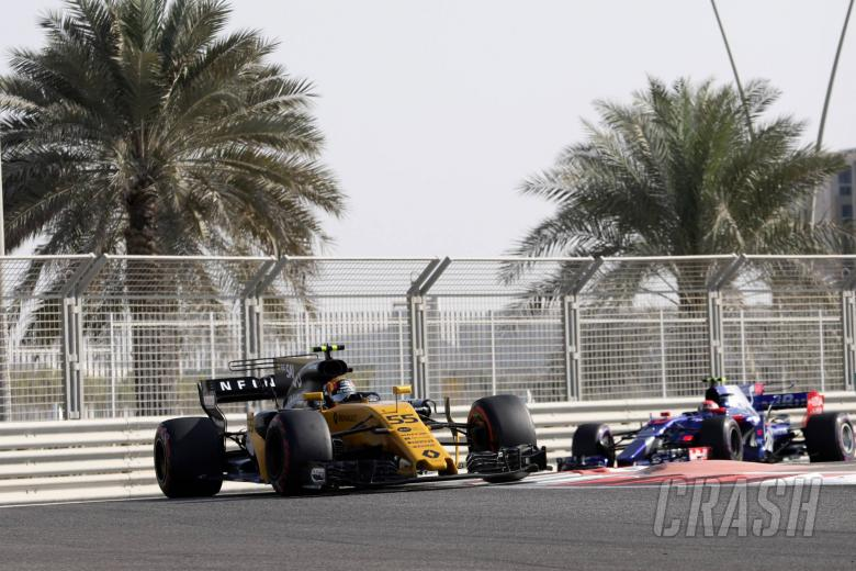 F1: Toro Rosso downbeat after conceding sixth to Renault